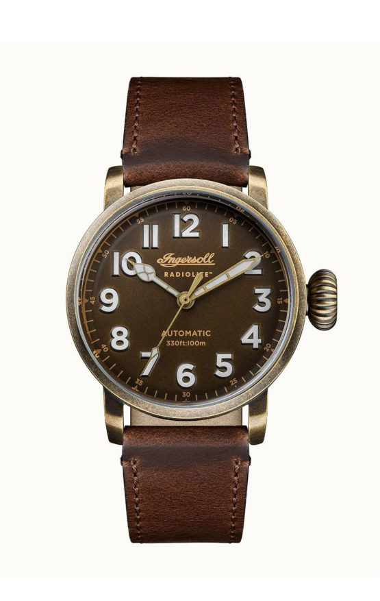 INGERSOLL THE LINDEN RADIOLITE AUTOMATIC I04801
