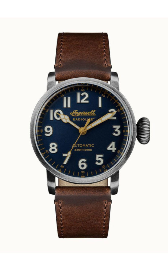 INGERSOLL THE LINDEN RADIOLITE AUTOMATIC I04803