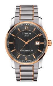 Tissot Titanium Automatic T087.407.55.067.00