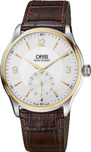 Oris Artelier Hand Winding 01.396.7580.4351.LS