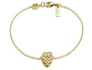GUCCI Diamantissima Armband i Guld