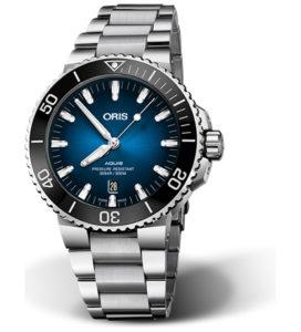 ORIS Aquis Clipperton Limited Edition 01 733 7730 4185 Set MB
