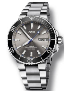 ORIS Aquis Hammerhead Limited Edition 752 7733 4183 Set MB