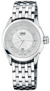 ORIS Artelier Date Diamonds 56176044091MB