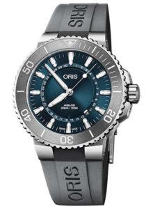 ORIS Diving Aquis Source of Life Limited Edition 73377304125SETMB