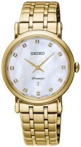 Seiko Premier Diamonds Lady SXB434P1