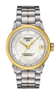 TISSOT Luxury Powermatic 80 Lady Cosc T086.208.22.116.00