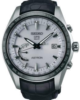 SEIKO Astron GPS Solar World Time SSE093J1