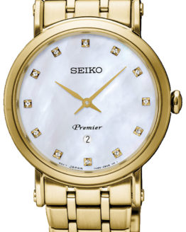 SEIKO Premier Diamonds SXB434P1