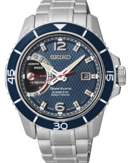SEIKO Sportura Kinetic Direct Drive SRG017P1