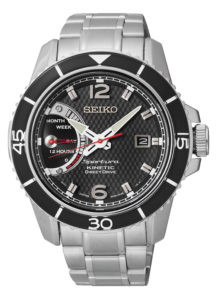 SEIKO Sportura Kinetic Direct Drive SRG019