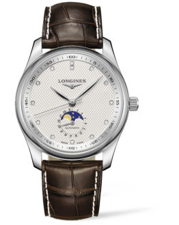 LONGINES Master Moonphase L2.909.4.77.3