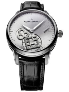 MAURICE LACROIX Masterpiece 43mm MP7158-SS00-1901-1