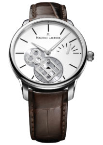 MAURICE LACROIX Masterpiece 43mm MP7158-SS001-101-2