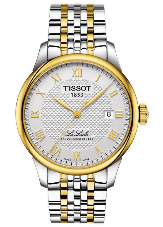 TISSOT Le Locle Powermatic 80 T006.407.22.033.01