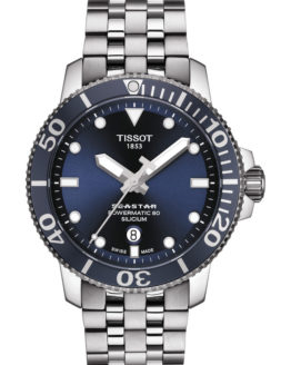 TISSOT Seastar 1000 Powermatic 80 Silicium T120.407.11.041.01