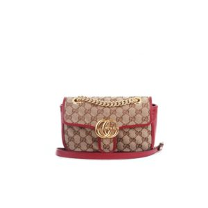 Gucci 446744Hvkeg Bag Women RED