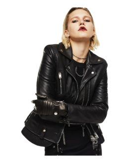 Diesel 00S492 0Lawu L-Carama Jacket AND Jackets Women Black