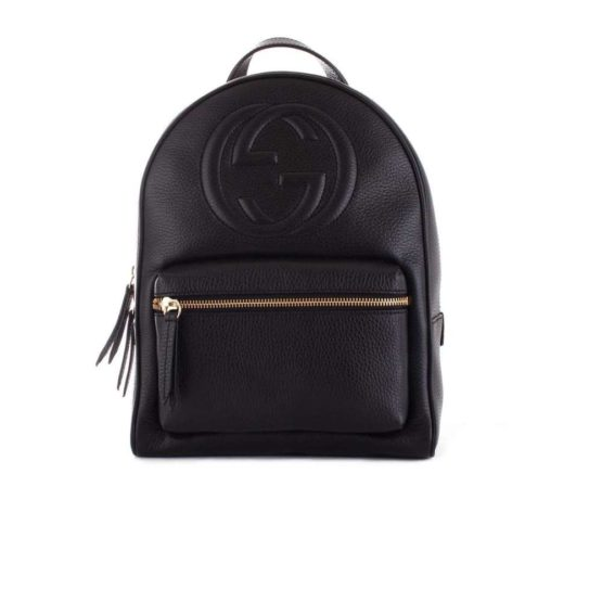 Gucci 536192 Backpack Women Black