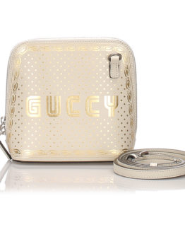 Mini Guccy Crossbody Bag