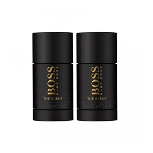 2-pack Hugo Boss The Scent Deostick 75ml