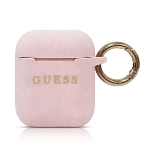 Guess Airpods Skyddsfodral, Rosa