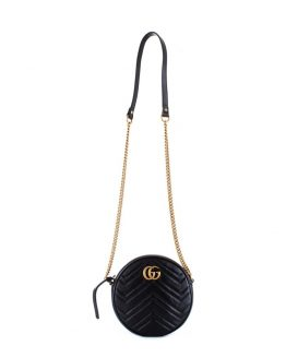 Gucci 550154 0Olet Shoulder Strap Bag